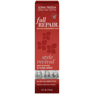 Heat Activated Styling Spray