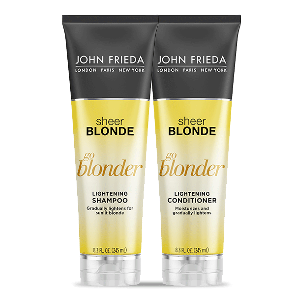 Sheer Blonde Go Blonder Lightening