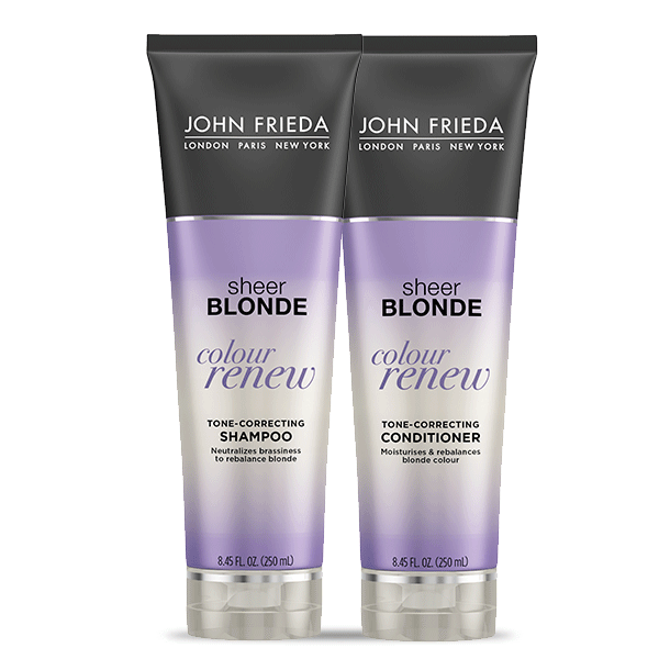 Sheer Blonde Colour Renew