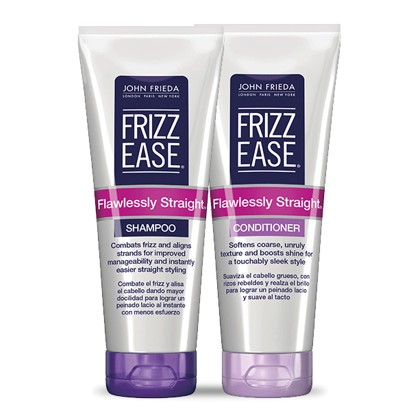Frizz Ease Flawlessly Straight