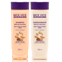Nick Vick Nutri Brilho Natural